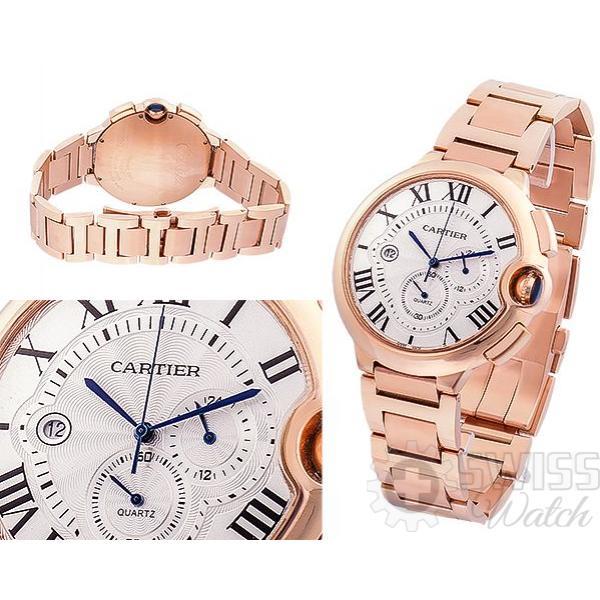 Часы  Cartier Ballon Bleu de Cartier №MX3154