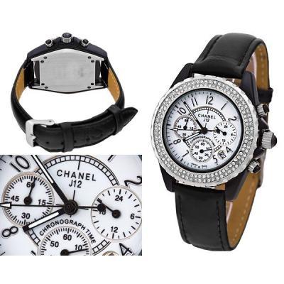 Часы  Chanel J12 Chronograph №MX1270