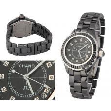 Часы  Chanel J12 Joaillerie №N0626