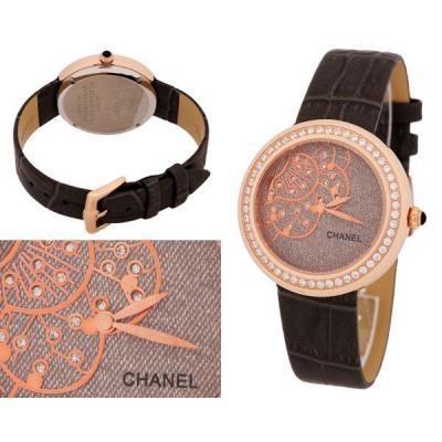 Часы  Chanel Mademoiselle Prive №N2333