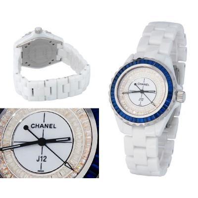Часы  Chanel J12 Joaillerie №N0495