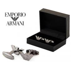 Запонки Emporio Armani модель №400