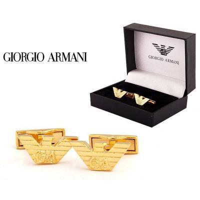Запонки Giorgio Armani Модель №330