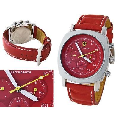 Часы  Ferrari №SFerRed