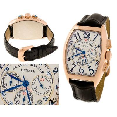 Годинник Franck Muller Cintree Curvex Cronograph №MX0997