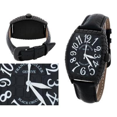 Часы  Franck Muller Black Croco №N2123