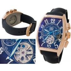 Часы  Franck Muller Cintree Curvex Cronograph №M3230-1