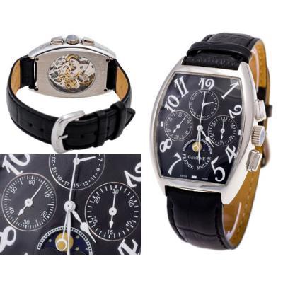 Часы  Franck Muller Cintree Curvex Cronograph №MX0924