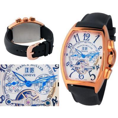 Годинник Franck Muller Cintree Curvex Cronograph №MX0403