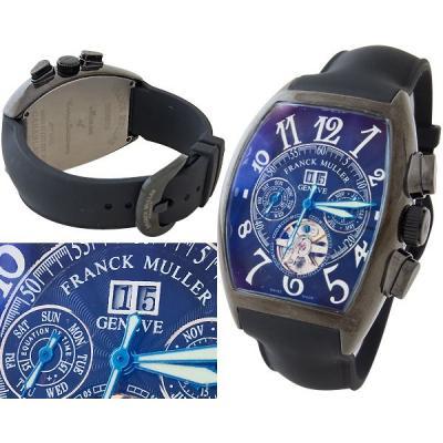 Часы  Franck Muller Cintree Curvex Cronograph №M4024-1