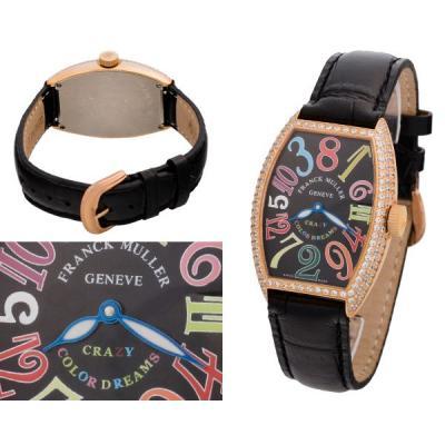 Часы  Franck Muller Crazy Hours №MX1758
