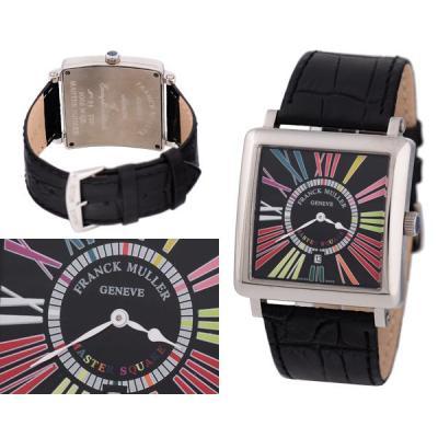 Часы  Franck Muller Master Square №MX1186