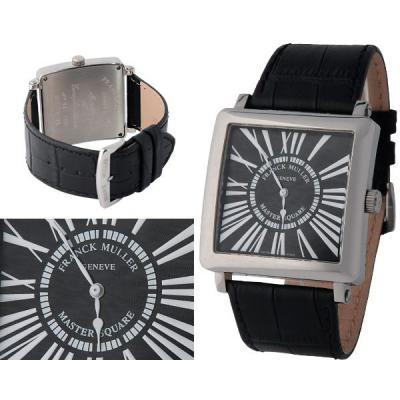 Часы  Franck Muller Master Square Date №MX0516