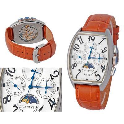 Часы  Franck Muller Cintree Curvex Cronograph №M4171
