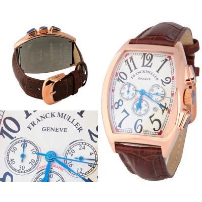 Часы  Franck Muller Cintree Curvex №MX0787