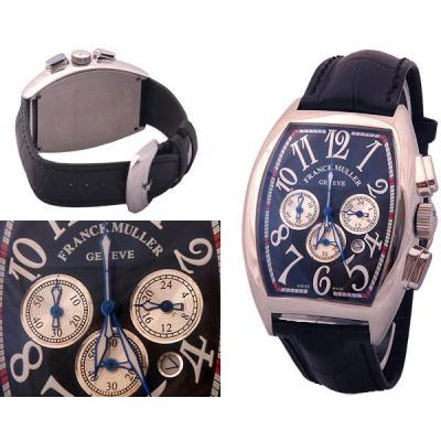 Часы  Franck Muller Cintree Curvex №MX0341