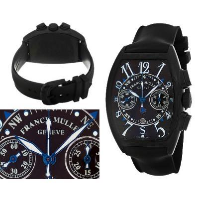 Часы  Franck Muller Cintree Curvex Cronograph №MX1528
