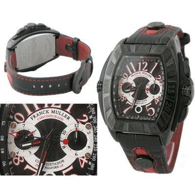 Часы  Franck Muller Conquistador S 2009 №N0275