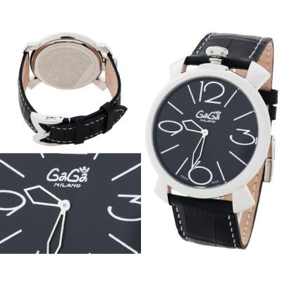 Часы  Gaga Milano Manuale Thin №N2125