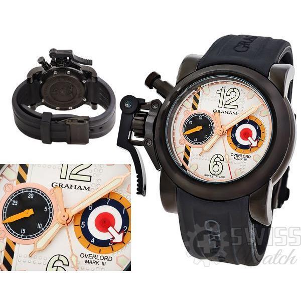 Часы  GrahamOverlord Mark III №MX1058