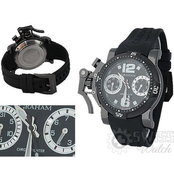 Часы  Graham Chronofighter Oversize №MX0138