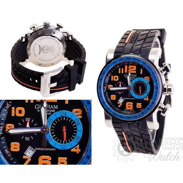 Часы  GrahamSilverstone №N0852
