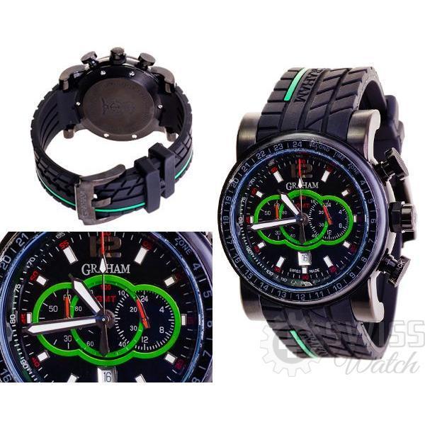 Часы  GrahamGrand Silverstone GMT №N0853-2