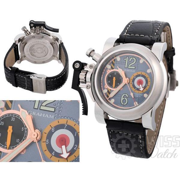 Часы  Graham Chronofighter Overlord №MX1804