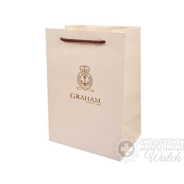 Упаковка Фирменный пакет Graham модель №1011