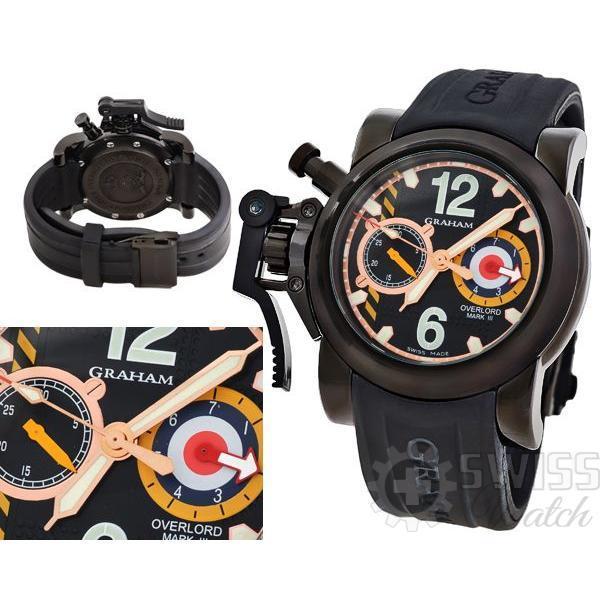 Часы  GrahamOverlord Mark III №MX1062