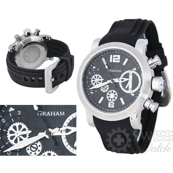 Часы  Graham Chronofighter Oversize №MX0025
