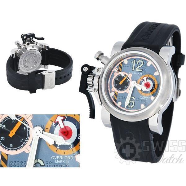Часы  GrahamOverlord Mark III №M3868-1