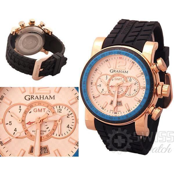 Часы  Graham Chronofighter GMT №MX0348