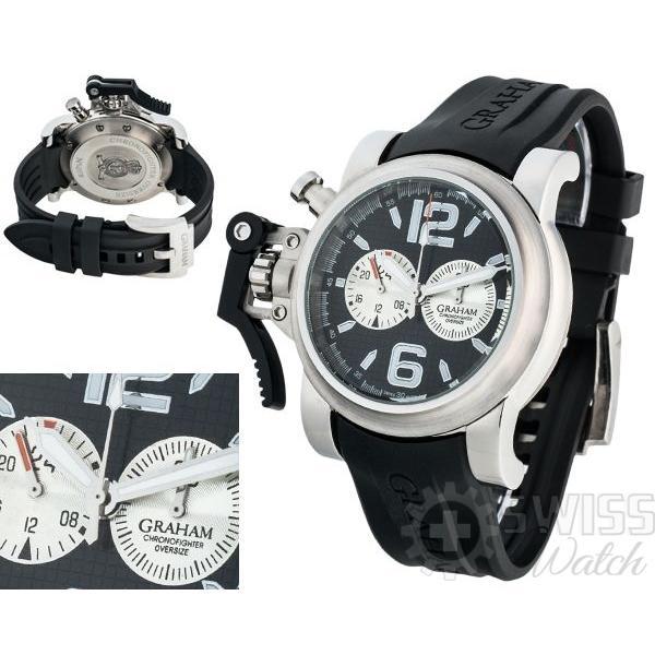 Часы  Graham Chronofighter Oversize №MX2022