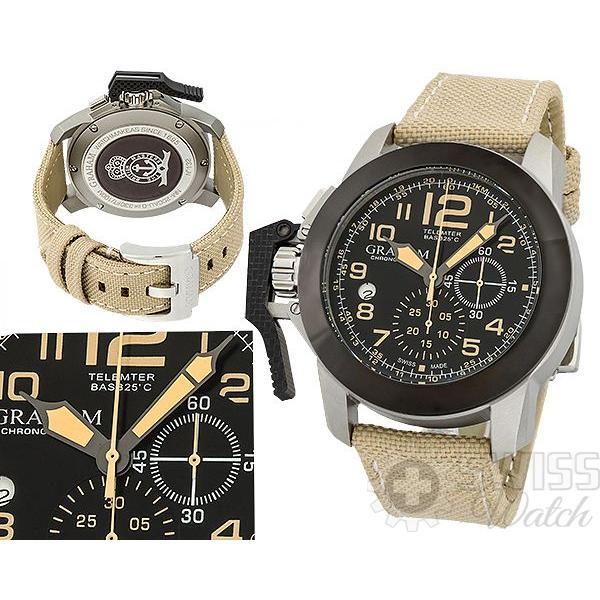 Часы  Graham Chronofighter №N2279