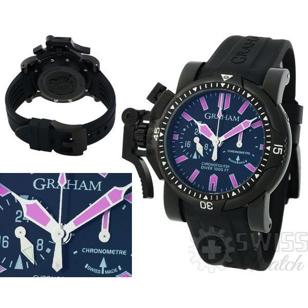 Часы  Graham Chronofighter №MX2485