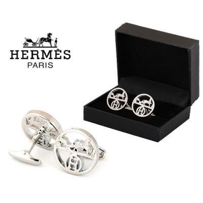 Запонки Hermes модель №440