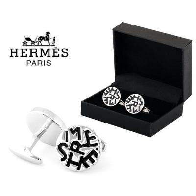 Запонки Hermes модель №443