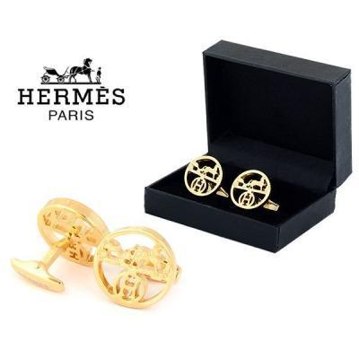 Запонки Hermes модель №441