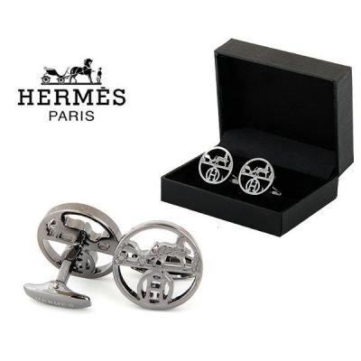 Запонки Hermes модель №439