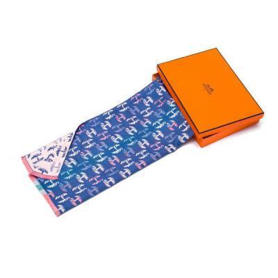 Платки и шарфы Hermes Модель K105