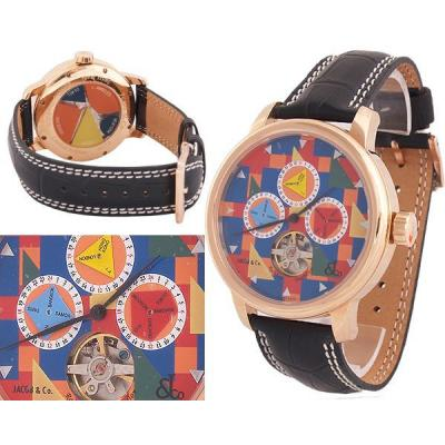 Часы  Jacob&Co Tourbillon №MX0220