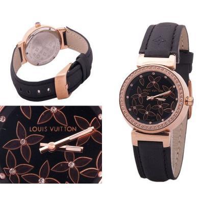 Часы Louis Vuitton Tambour LV Flower №MX0016-1