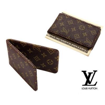 Зажим для денег Louis Vuitton модель №Z0023