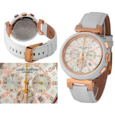 Часы Louis VuittonCrystal Chrono №M2622