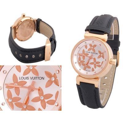 Часы Louis Vuitton Tambour LV Flower №M3975