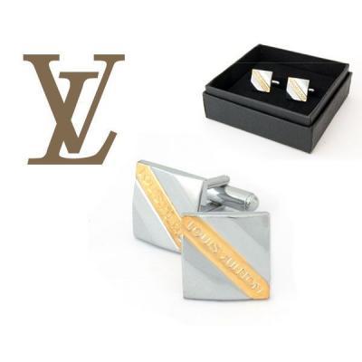 Запонки Louis Vuitton модель №203