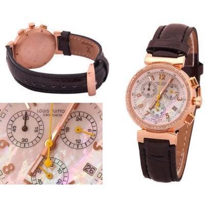 Часы  Louis VuittonCrystal Chrono №M2986