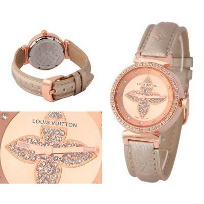 Часы Louis Vuitton Tambour LV Flower №MX0885
