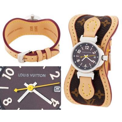 Часы Louis Vuitton Tambour Essentials №N2177
